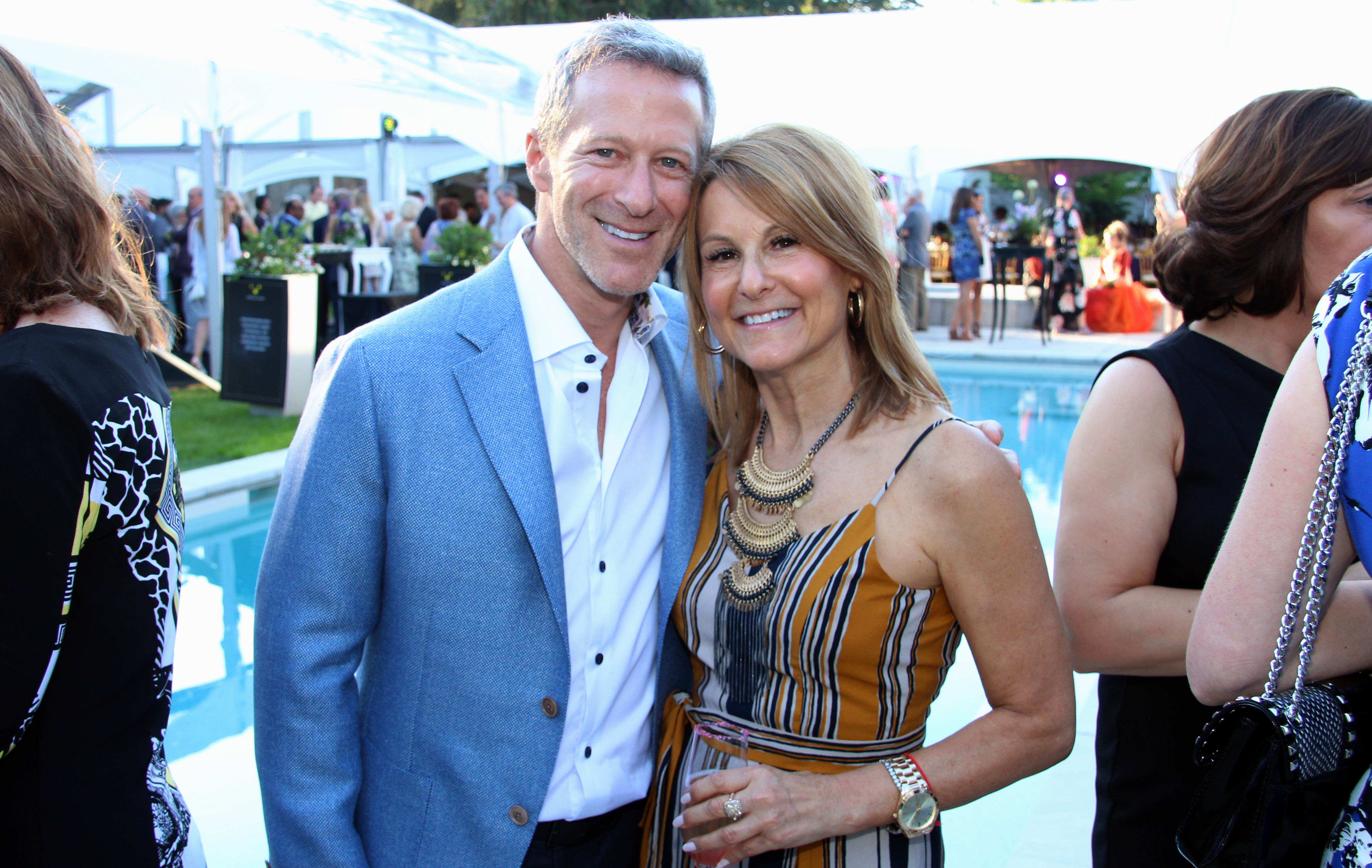 Jack Wagner Wife Pretty twinkle gala draws business leaders, philanthropists to make