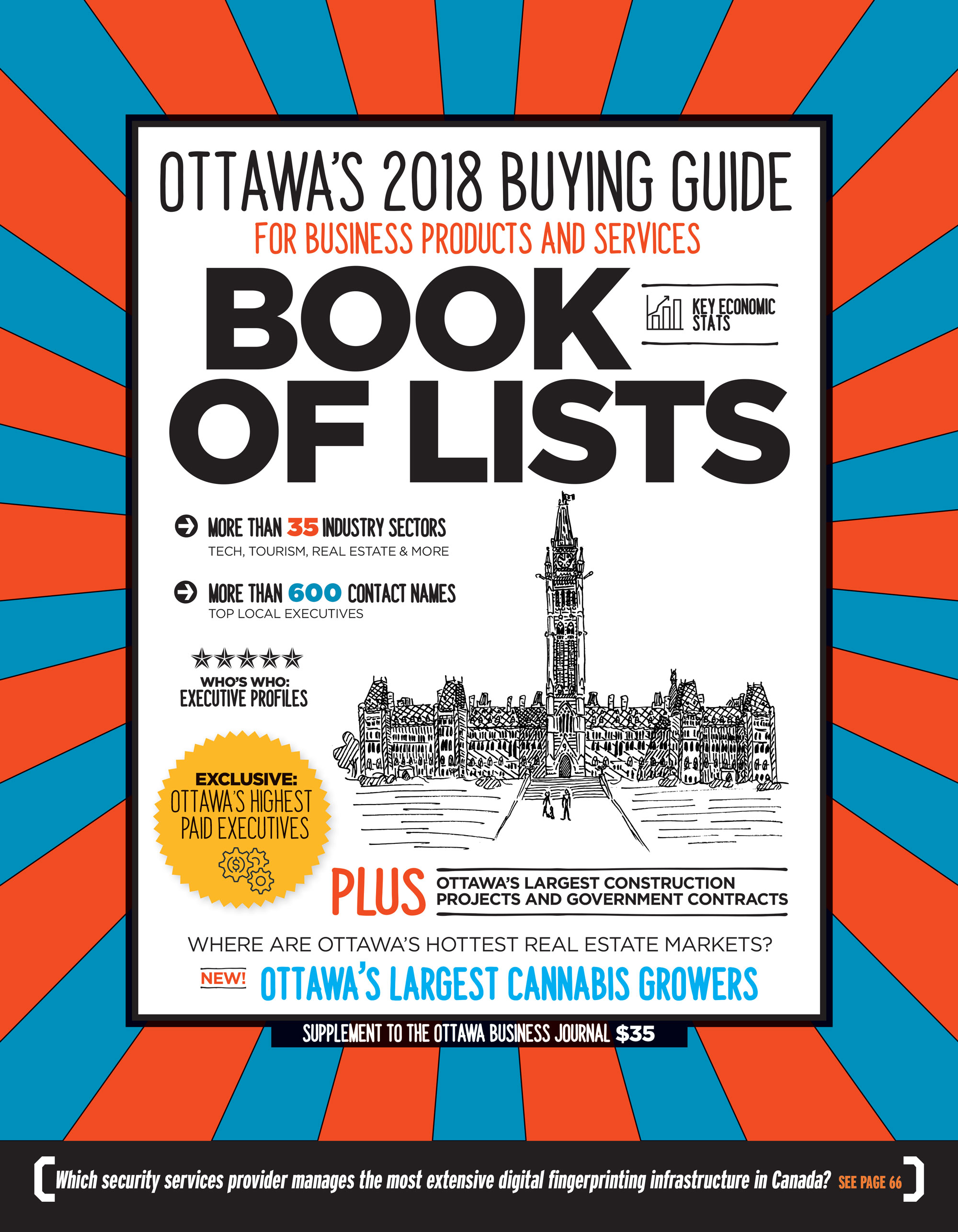Book of Lists 2018 cover