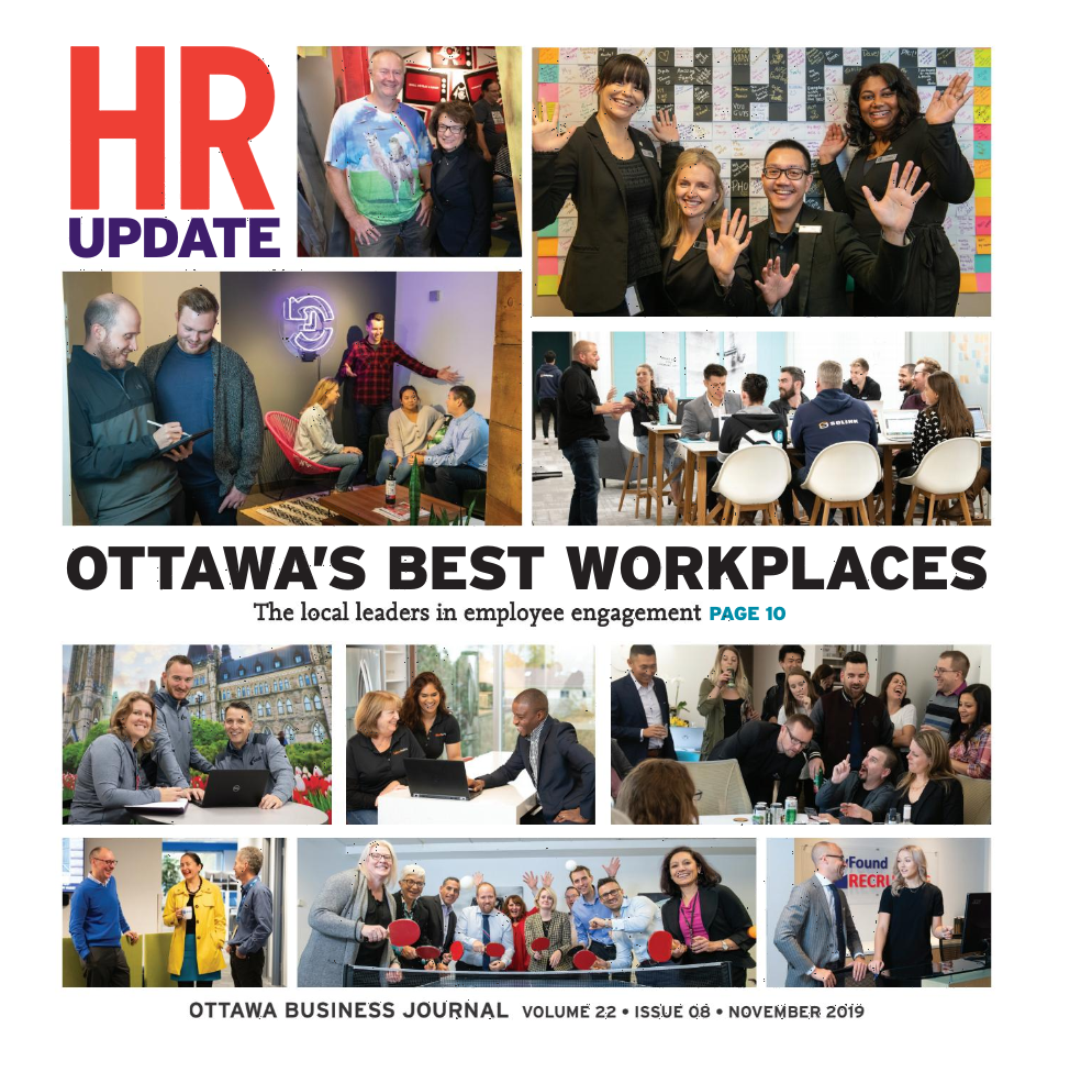 HR Update - Fall 2019
