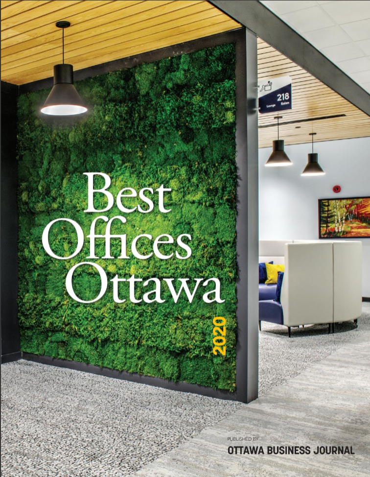 Best Offices Ottawa 2020