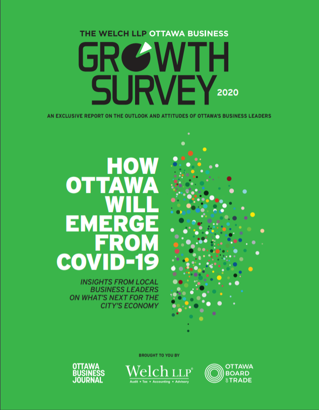Welch LLP Ottawa Business Growth Survey 2020
