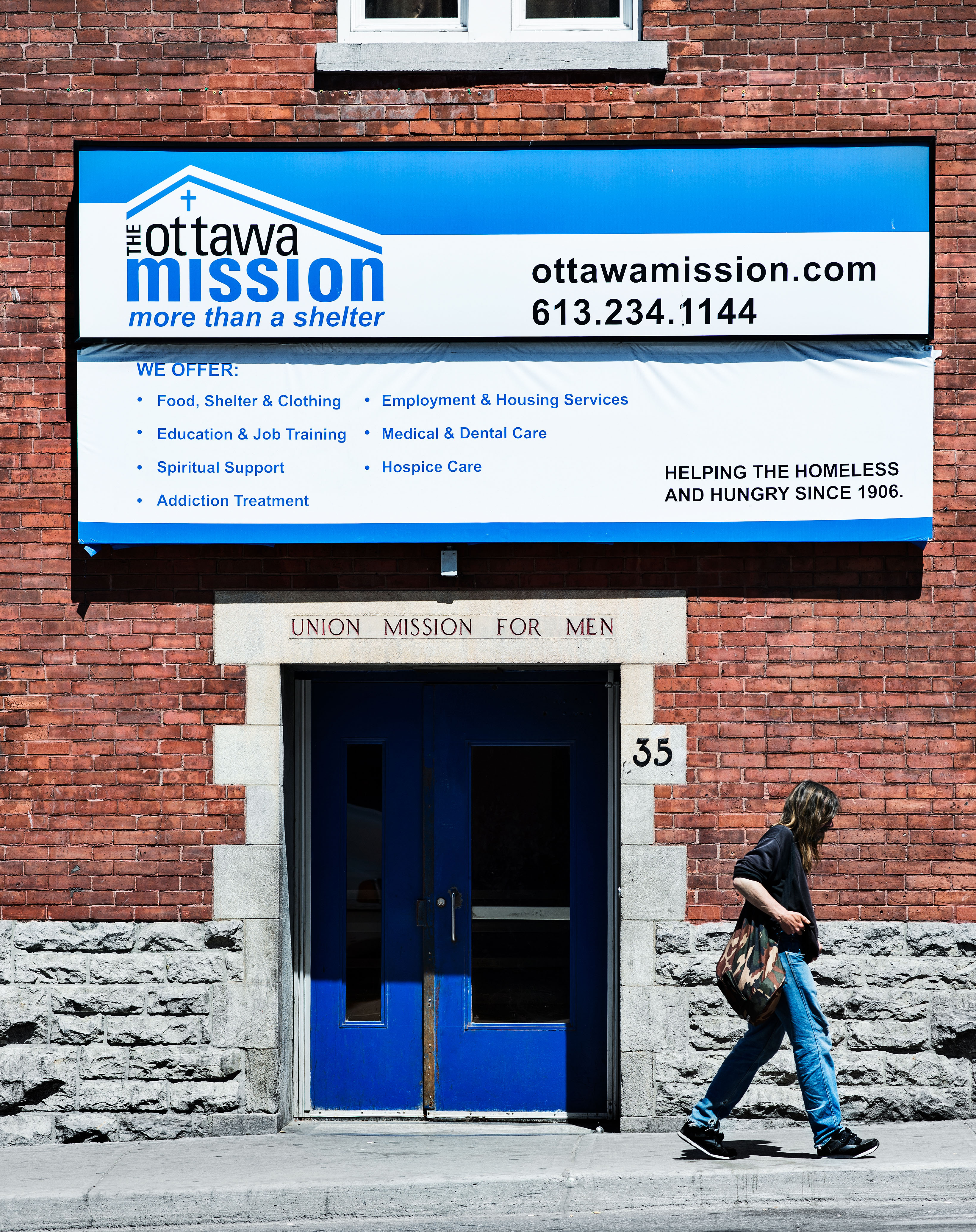 Image of the Ottawa Mission