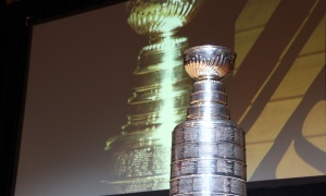The Stanley Cup (Photo by Caroline Phillips)