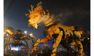 LA MACHINE – GIANT MECHANICAL CREATURES – WILL ROAM OTTAWA'S STREETS JULY 27-30, 2017. FREE FOR SPECTATORS!