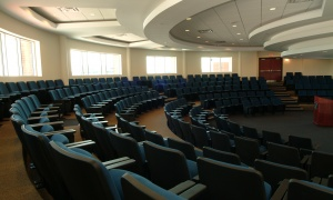 Meeting space at the OCEC