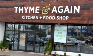 Ottawa businesswoman Sheila Whyte has opened a second location, Thyme & Again Kitchen + Food Shop, on Carling Avenue. Photo by Caroline Phillips