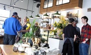Thyme & Again hosted a party Friday, May 4, 2018 to celebrate its second new location, Thyme & Again Kitchen + Food Shop, on Carling Avenue. Photo by Caroline Phillips