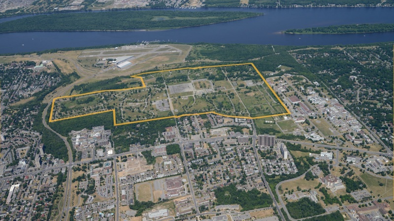 Home builder Mattamy buys 14 acres in former CFB Rockcliffe in Ottawa