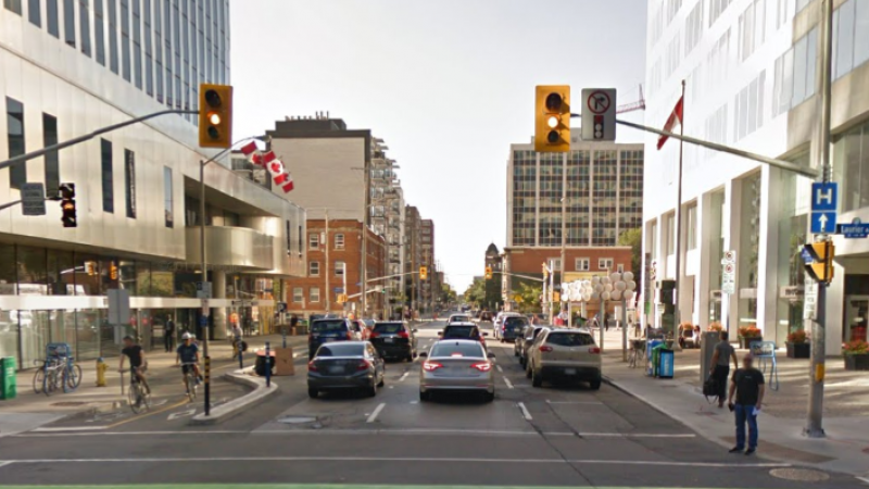 Downtown Section Of O Connor Street To Close For Six Weeks