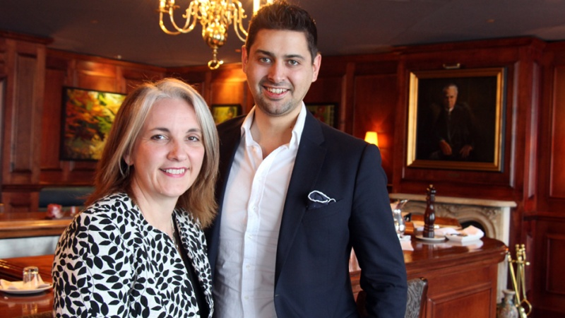 Rideau Club welcomes younger crowd with casual reinvention | Ottawa ...