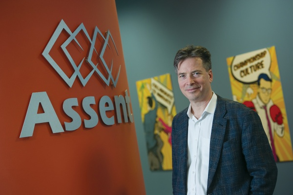 Assent Compliance CEO Andrew Waitman