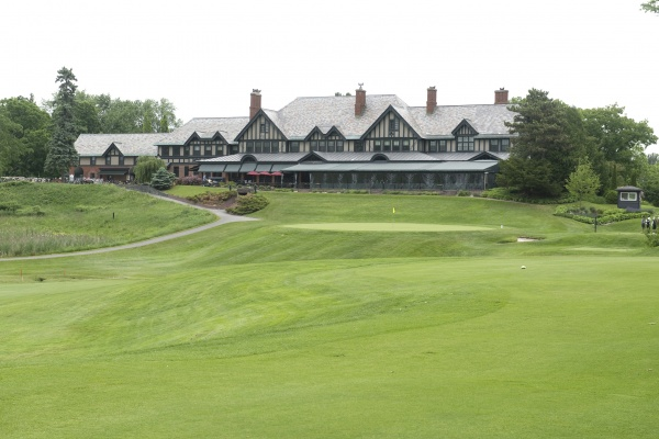 The Royal Ottawa Golf Club clubhouse
